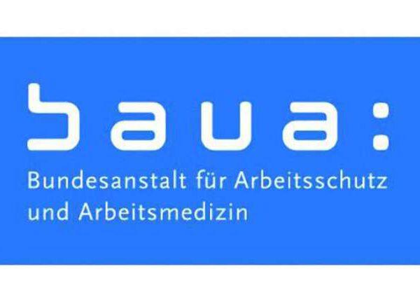 Bundesanstalt für Arbeitsschutz und Arbeitsmedizin - Logo