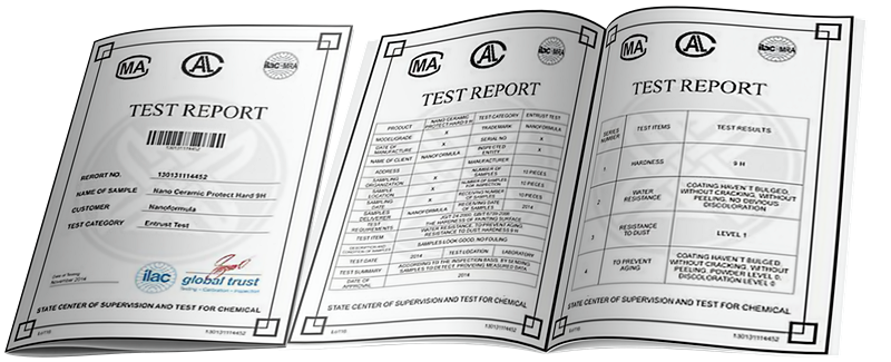 NCP9H ILAC Zertifikat