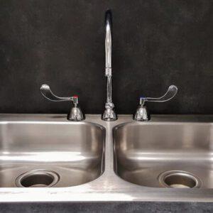 Stahl Keramikbeschichtung - Metallmöbel, Edelstahlküchen, Stahlspülbecken. Handläufe, Wasserarmaturen im Sanitären Bereich, Maschinen, Maschinenbauteile u.v.m.