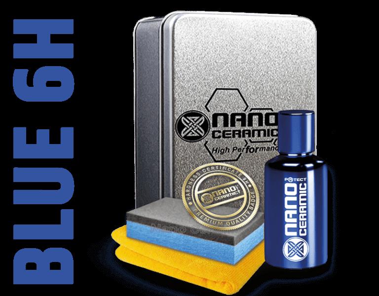 Nano Ceramic Protect 6H Glas Keramikversiegelung