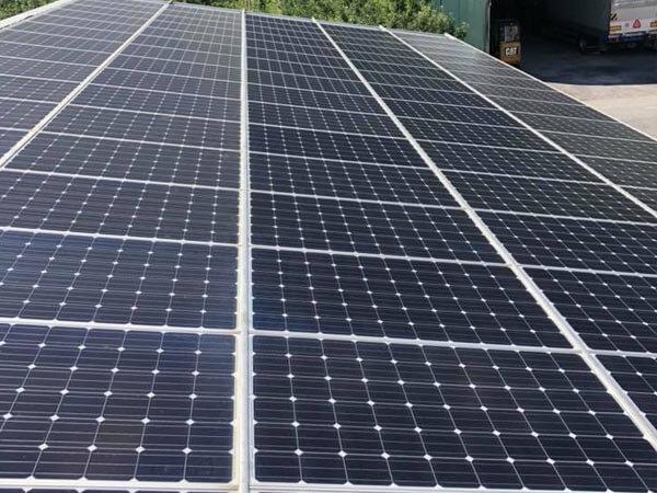 NCP9H Gold und NCP Soft - Photovoltaikanlage