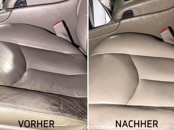 Nano Ceramic Protect Leder- und Kunststoffreiniger