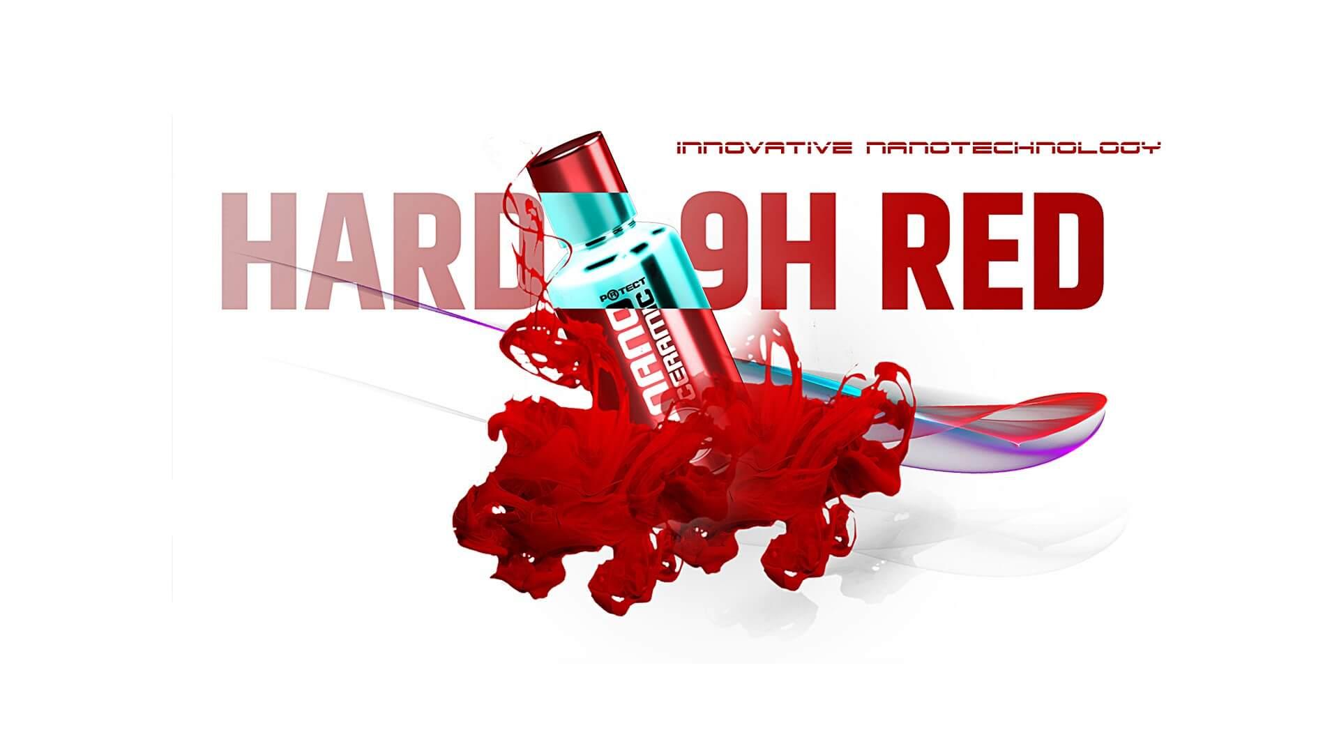 Nano Ceramic Protect Hard 9H Rot