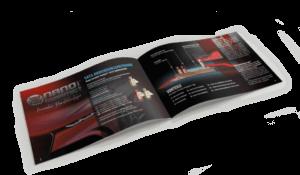Nano Ceramic Protect - Lackschutz Broschüre